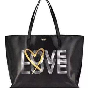 Victoria's Secret 2017 Love Holographic Tote Bag
